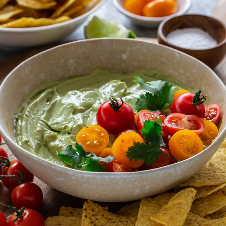 Whipped Avocado Dip