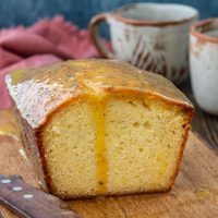 French Yogurt Cake Recipe