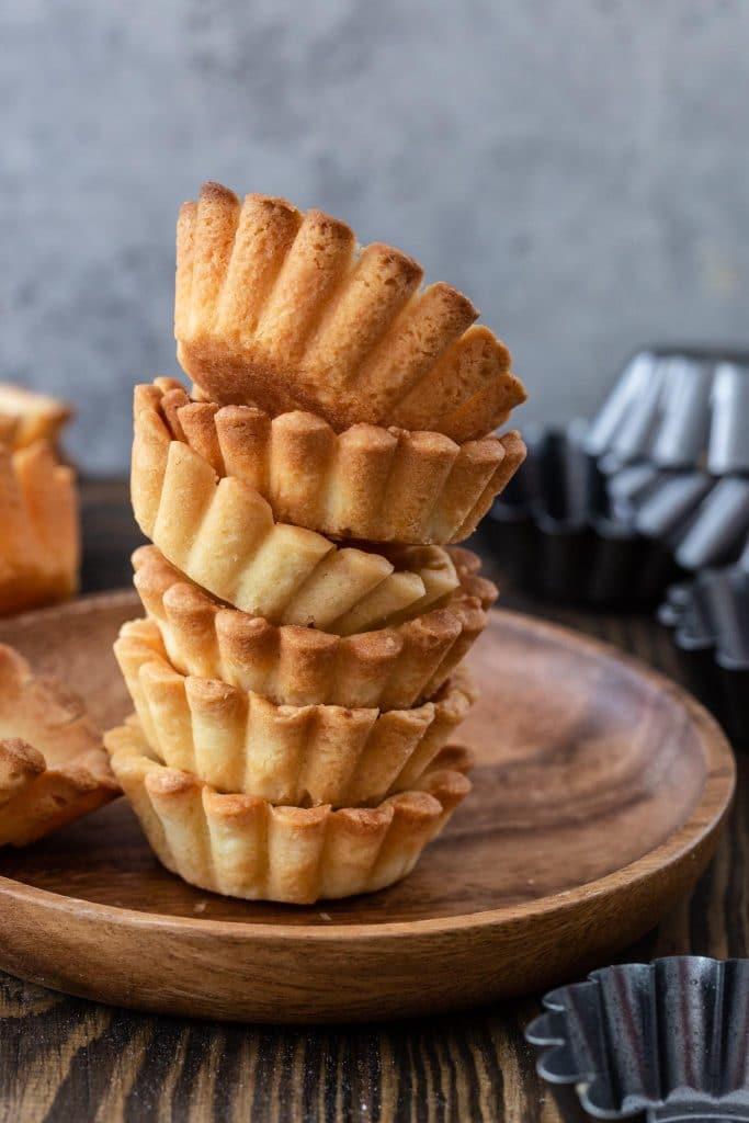 Pate Sucree tart shells
