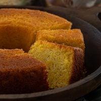 Brazilian Sweet Corn Cake