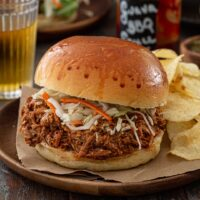 Guava BBQ Pulled Chicken