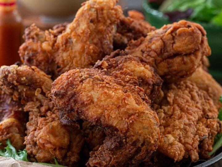 The Crispiest Fried Chicken Recipe Olivia S Cuisine