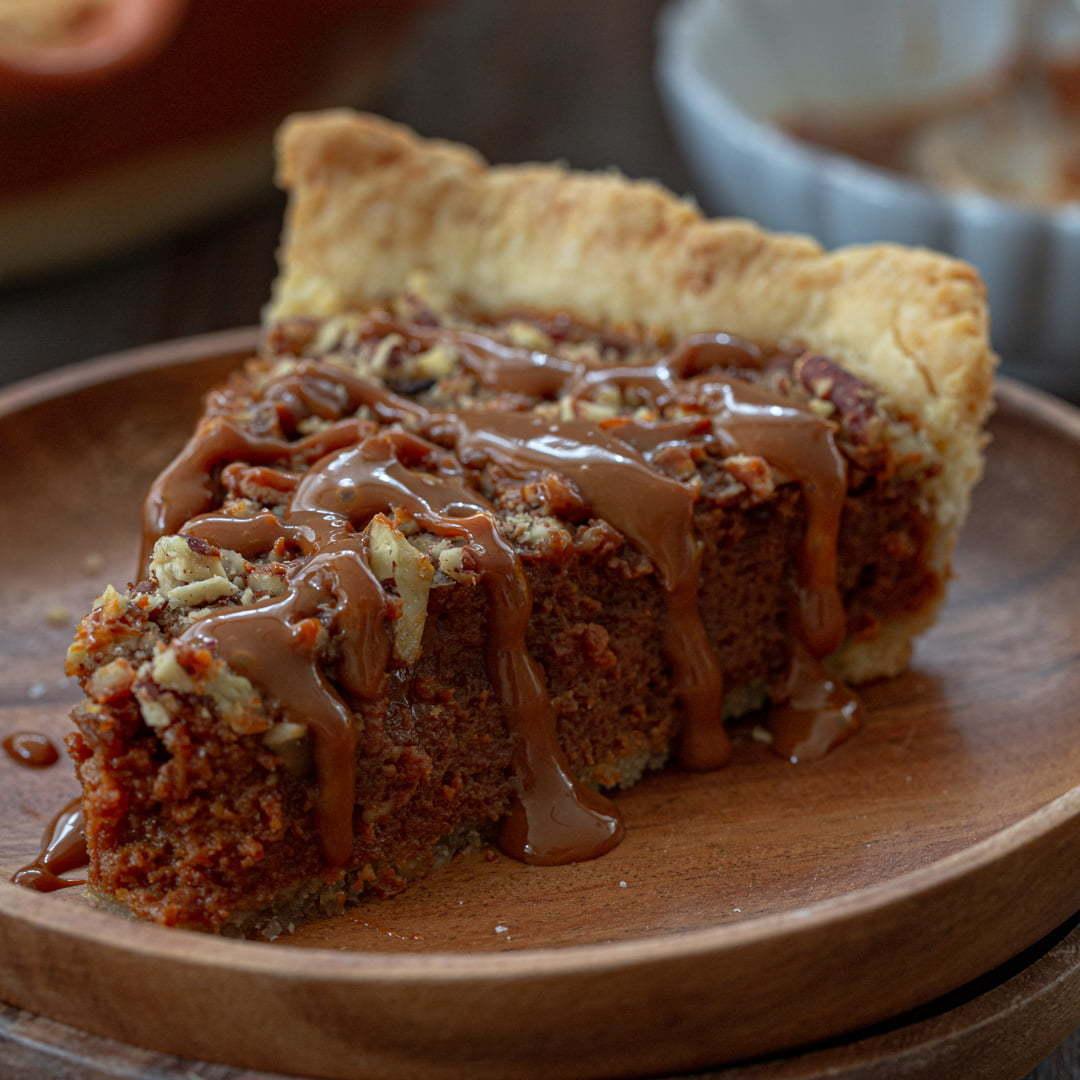 Dulce De Leche Pecan Pie Recipe Olivia S Cuisine