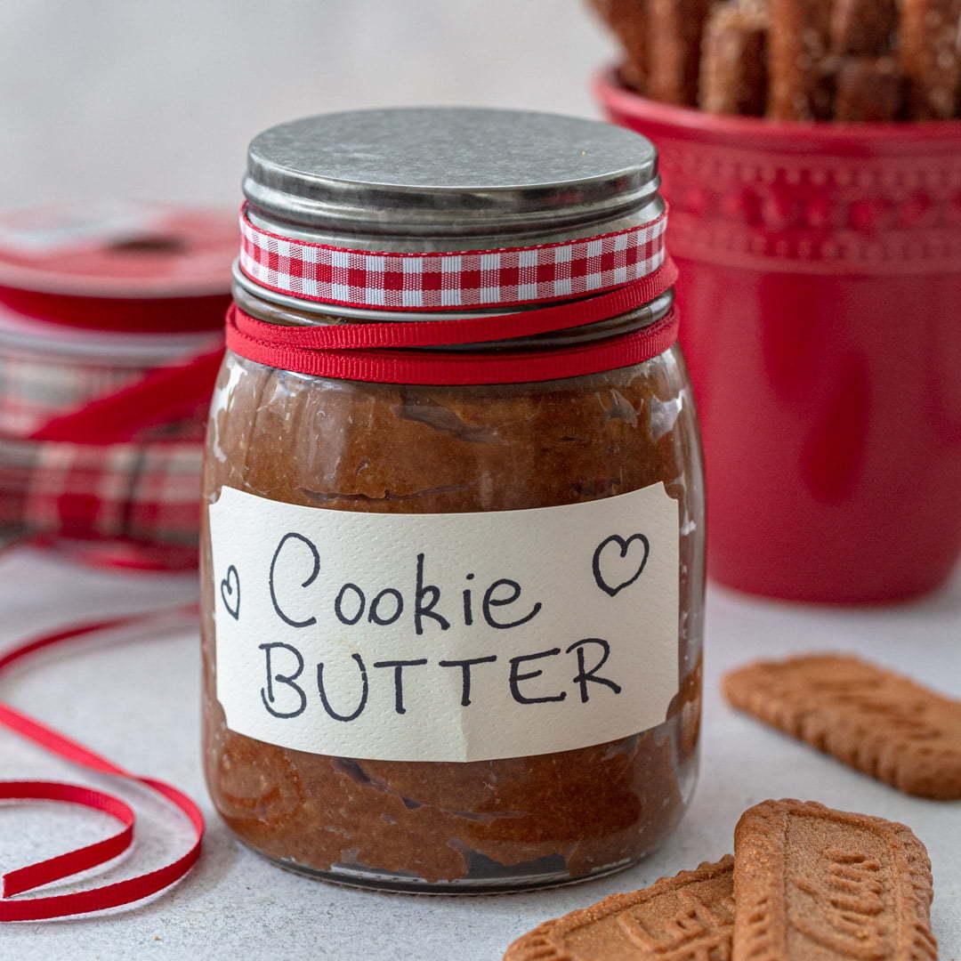 Homemade Cookie Butter Recipe
