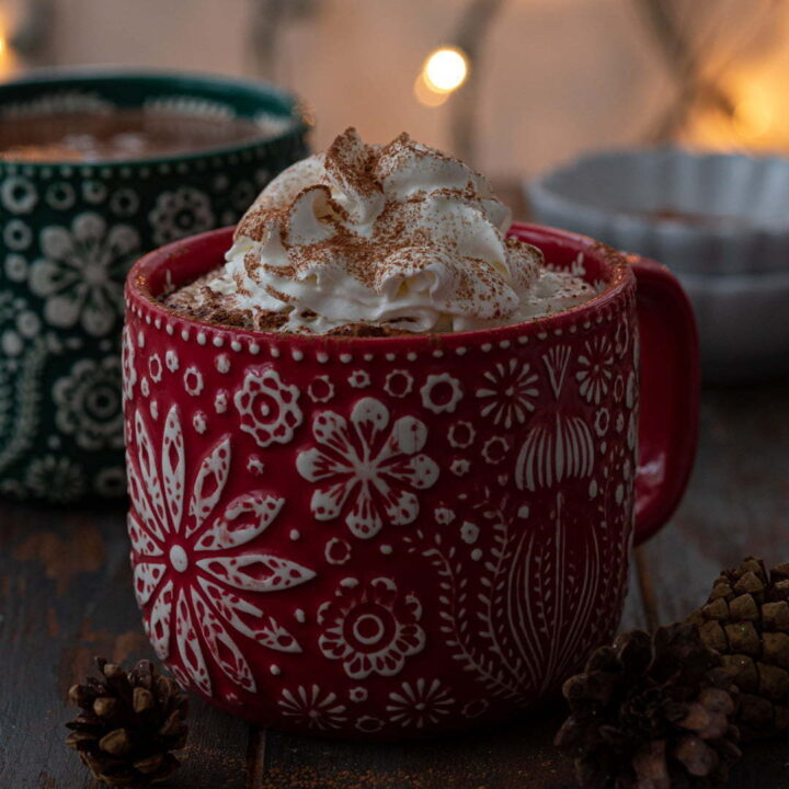 Brazilian Hot Cocoa