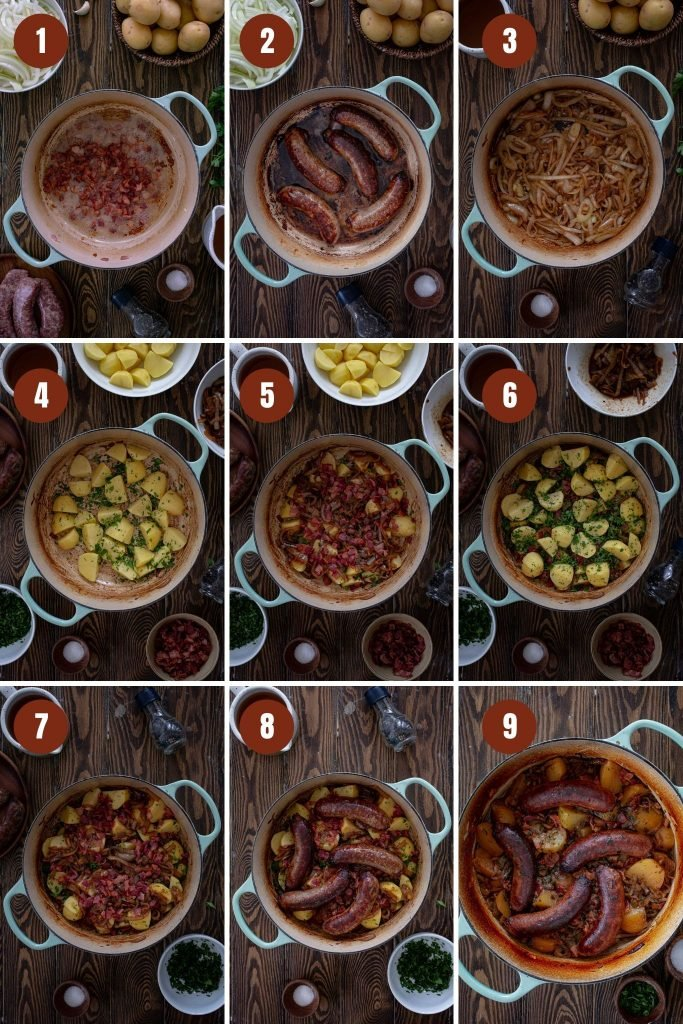 How to make coddle.