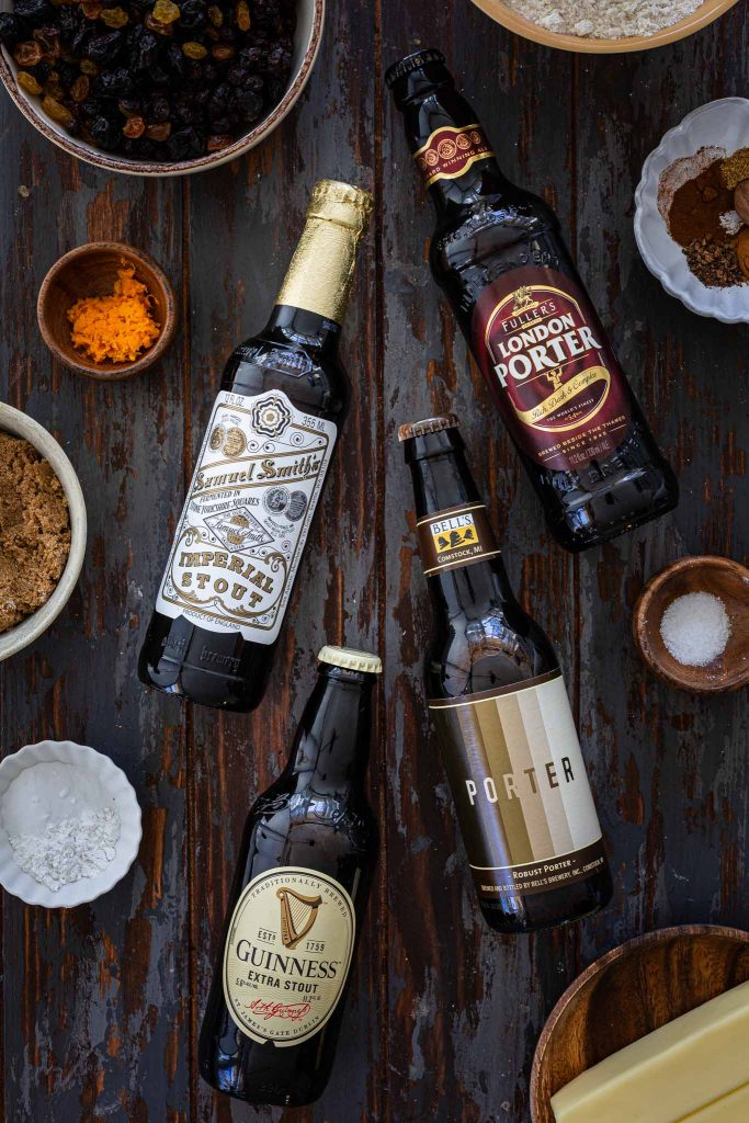 Porter and Stout beers