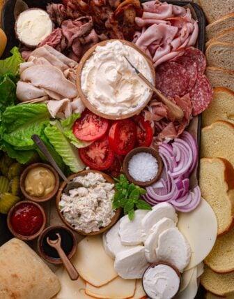 Build-Your-Own Sandwich Platter