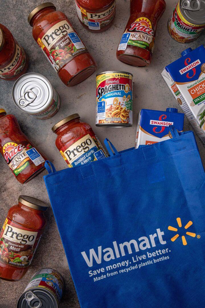 Walmart Fight Hunger. Spark Change.