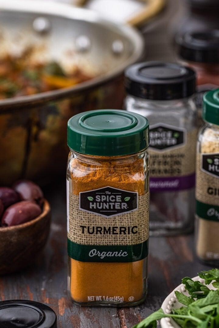 The Spice Hunter Turmeric.