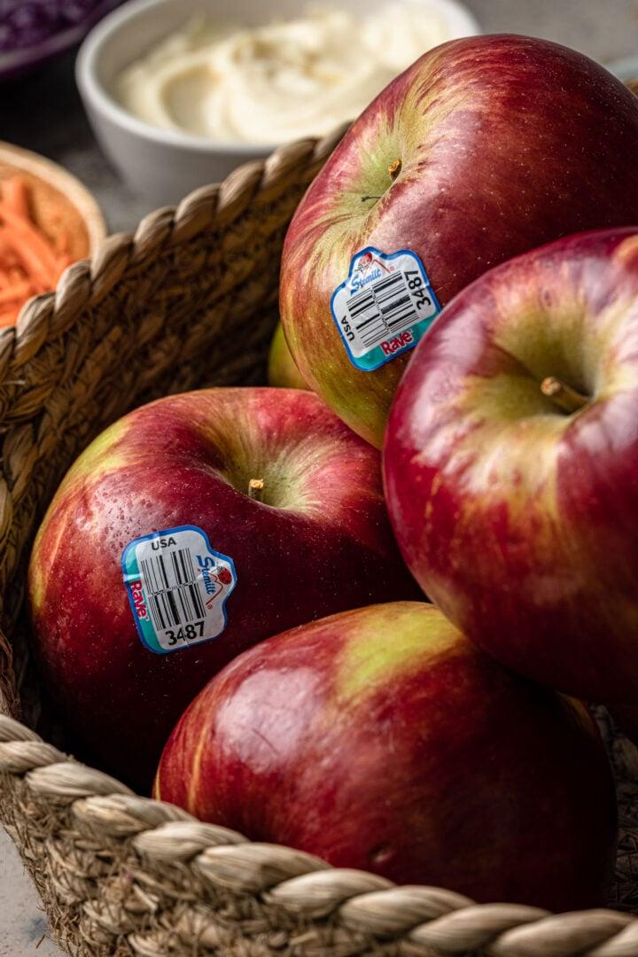 Rave apples.